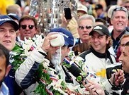 Tony Kanaan: Brazilian Driver Wins Indianapolis 500 - TV Balla | News Daily About TV Balla | Scoop.it