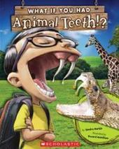 what-if-you-had-animal-teeth-sandra-markle-paperback-cover-art.jpg (200x250 pixels) | Black-Eyed Susan Picture Book Nominees 2014-2015 | Scoop.it