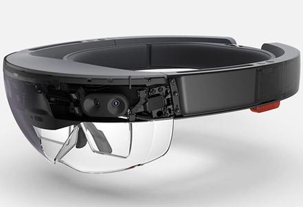 Microsoft sofistica #HoloLens, sus gafas de realidad aumentada   #inLearning + HCI   Scoop.it