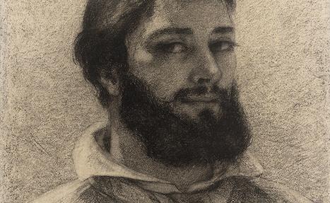 French portrait drawings from Clouet to Courbet | Arts vivants, identité européenne - Living Arts, european Identity | Scoop.it