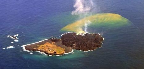 How Bird Poop Helps Populate a New Volcanic Island With Life | News we like | Scoop.it