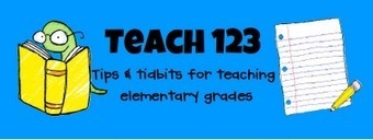 Teach123 - tips for teaching elementary school: Small Bites and Movement | Teaching 6th | Scoop.it
