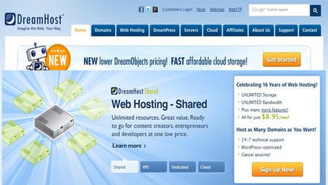 10 Pros and Cons of Dreamhost WordPress Web Hosting | WordPress | Scoop.it