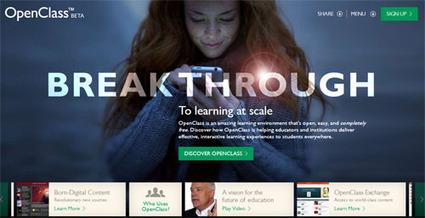 #OpenClass: entorno de aprendizaje gratuito en la nube | educación.hn | Scoop.it