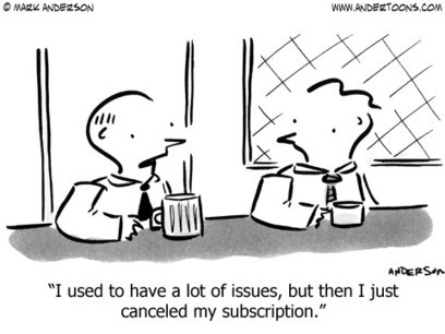 COC: A new metric for thinking about cancellations in SaaS business models by @ASmartBear | LeanFinance | Scoop.it