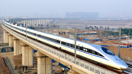 High-speed rail is at the foundation of China's growth strategy | Business A2 | Scoop.it