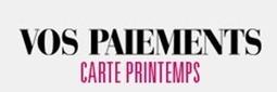 Carte Printemps Espace client Mon compte Paiement Sofinco Finaref | Espace client | Scoop.it