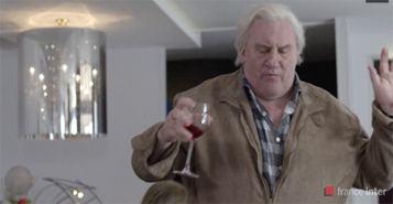 "Depardieu to star in French ""Sideways"" - Dr Vino's wine blog 