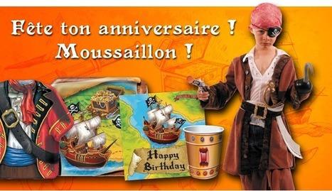 fêter un anniversaire enfant, décoration anniversaire et pinata - Easy Anniv | Easy Anniv | Scoop.it