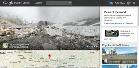 A Collection of the Best Google Maps Street View Imagery | iGeneration - 21st Century Education | Scoop.it