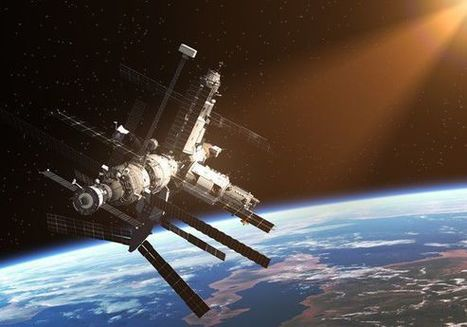 Who Will Buy the International Space Station? | More Commercial Space News | Scoop.it