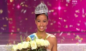 New Miss France Celebrates Her Mixed-Race Heritage In The Midst Of Racist Backlash | Mixed American Life | Scoop.it