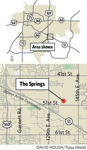 The Springs at East Fifty-First Apartments sold to California company - Tulsa World | Apartments In California | Scoop.it