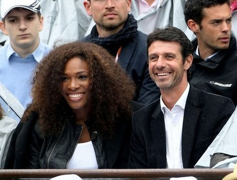 Serena Williams prefers dating black men « GabiVille | Does black women can date a white man for serious realtinship or marrige? | Scoop.it