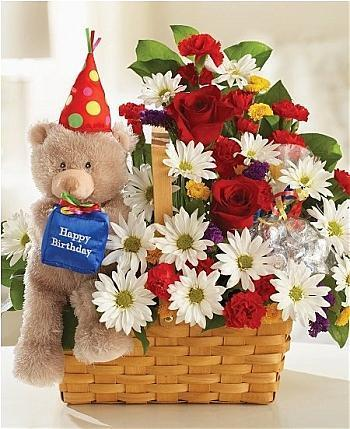 How to Send Birthday Flowers?   Flowers in the Valley   Scoop.it