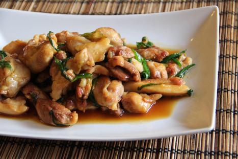 Chicken Teriyaki Recipe – Japanese Cooking 101 | Meals TV | Japanese cooking make you heathly | Scoop.it