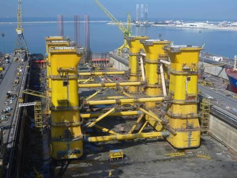 A világ legnagyobb tengeri áramátalakító állomása épül | Renewable Energy | Scoop.it