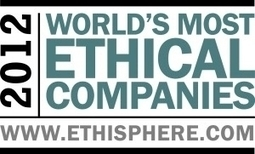 The World's Most Ethical Companies - Forbes | Credibility | Scoop.it