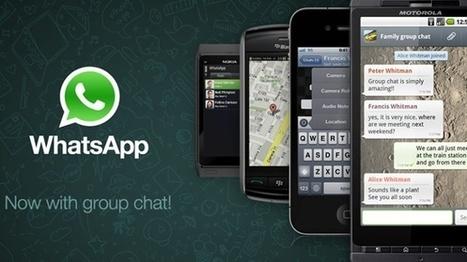 WhatsApp-Tricks: So nutzen Sie versteckte Funktionen von WhatsApp - T-Online   medien-bildung.ch   Scoop.it