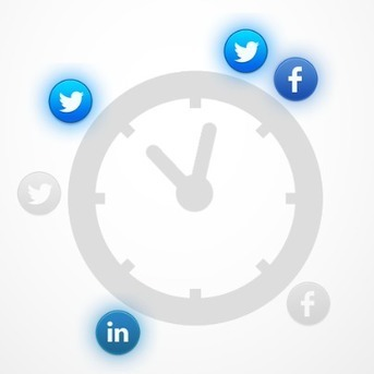 Sending Tweets, Facebook or Blog posts, Emails : determine what's YOUR best time ! | ICT - Social MEDIA | EDTECH - DIGITAL WORLDS - MEDIA LITERACY | Scoop.it