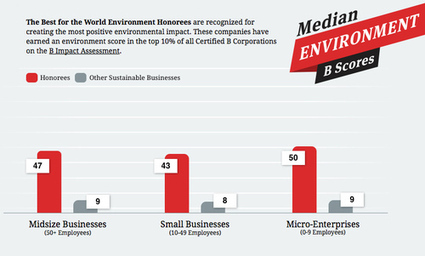 84 Businesses Honored as 'Best for the Environment', For Creating the Most ... - CSRwire.com (press release) | Workplace Design and Employee Engagement | Scoop.it