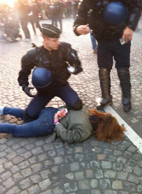 Alix, 20 ans, à Manuel Valls : «Je me suis décidée à entrer en résistance» | Le Printemps Français, kézako? | Scoop.it