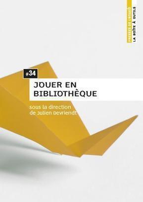 Jouer en bibliothèque - Jeuxvidéothèque | Veille métiers | Scoop.it