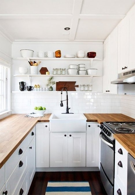 Find Your Style:  20 Classic to Contemporary Kitchens to Add to Your Inspiration Board | Design | Scoop.it