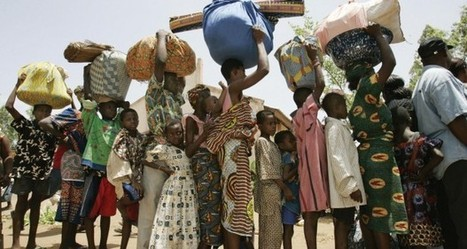 Developing countries home to 86% of world's refugees – Report - Citifmonline | Research Capacity-Building in Africa | Scoop.it