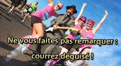 L'actu du Runner - Nice : Course et carnaval à la fois   L'actu du runner   Scoop.it