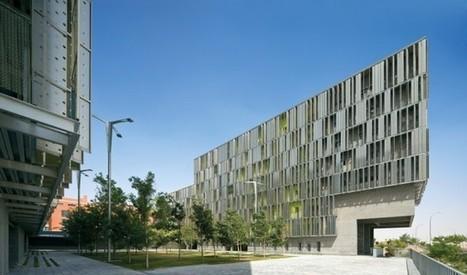 Vázquez Consuegra. Viviendas Sociales en Vallecas. | Arquitectura: Plurifamiliars | Scoop.it