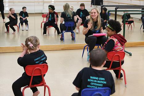 Il ballo aiuta piccoli Down e autistici a concentrarsi | psicologia cognitiva | Scoop.it
