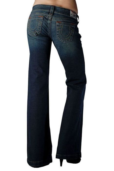 get True Religion Jeans Heidi True Grit Cheap sale now | Hot Sale Women's Wide Leg Jeans For You | Scoop.it