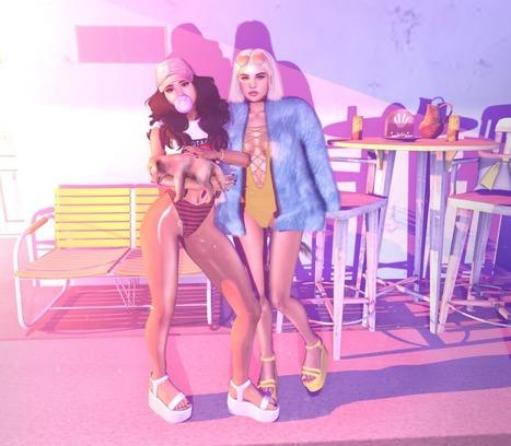 Elysian | 亗  Second Life Fashion Addict  亗 | Scoop.it