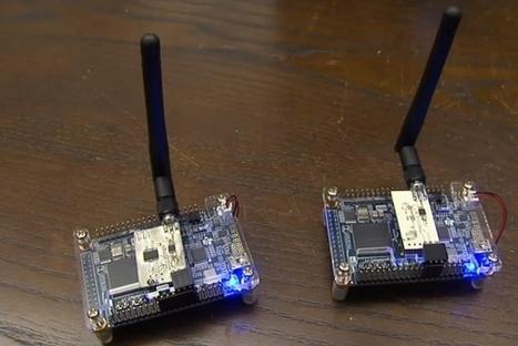 Des chercheurs inventent un Wi-Fi 10 000 fois plus économe en énergie | Technologies | Scoop.it