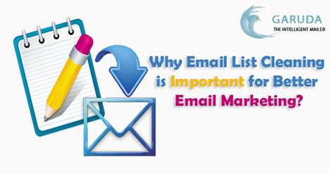 Why Email List Cleaning is Important for Better Email Marketing? | Email Marketing | Scoop.it