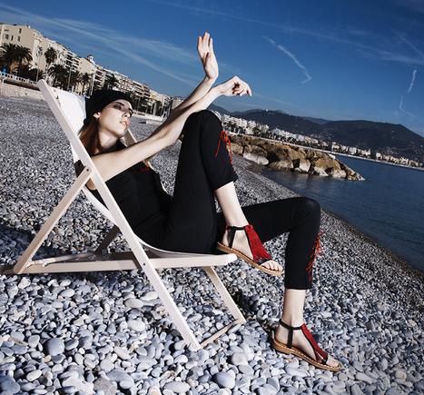 Fabi Shoes | Flat sandals 2014 | Le Marche & Fashion | Scoop.it