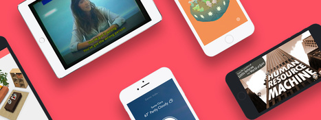 Top 5 Mobile Interaction Designs of July 2016 - Proto.io Blog | Product Development | Scoop.it