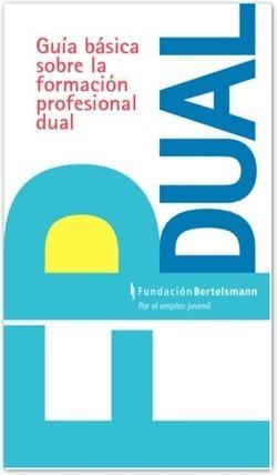 Guía básica sobre la formación profesional dual   Transferencia del Aprendizaje. FP, Universidad y Empresa   Scoop.it