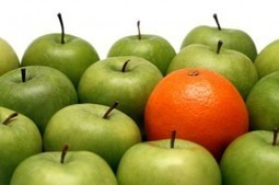 How to Build a Social Brand That's a Sweet Orange in a World of Bitter Apples! | SocialMedia Source | Scoop.it