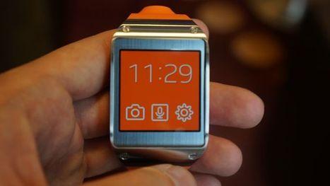Samsung lance la mode des montres connectées   It News and new devices   Scoop.it