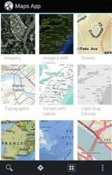 Esri Releases Android Mapping App to Open Source Community | ArcGIS Geography | Scoop.it