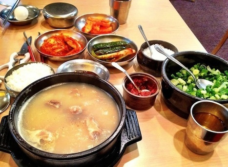 Oxtail Soup at Seoul Gom Tang - thebolditalic (blog) | World Food | Scoop.it