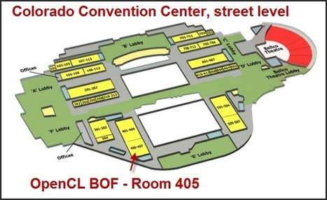 OpenCL at SC13 - Blog - StreamComputing | opencl, opengl, webcl, webgl | Scoop.it