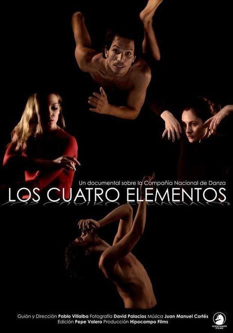 """BALLET: El documental """"Los cuatro elementos"""" sobre la CND en la Cineteca del Matadero (Madrid)   Terpsicore. Danza.   Scoop.it"""