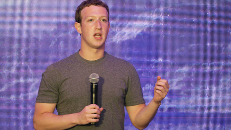 Zuckerberg: 'The Social Network' version of me was 'kind of hurtful' | Quite Interesting Stats and Facts | Scoop.it