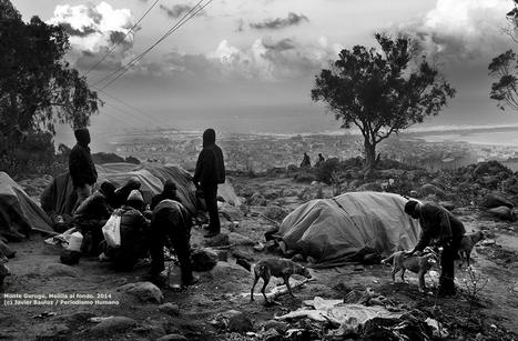 Marruecos arrasa los campamentos del Monte Gurugú y se lleva a cientos de inmigrantes con destino desconocido > Periodismo Humano | Recursos audiovisuales | Scoop.it