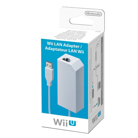 Nintendo Wii Lan Adapter U – Wii Accessories | High-Tech news | Scoop.it