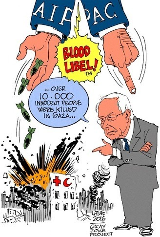 Article: Sanders Gets it Mostly Right on Gaza, but Cheerleaders for Israeli Brutality Attack Him Anyway | Global politics | Scoop.it