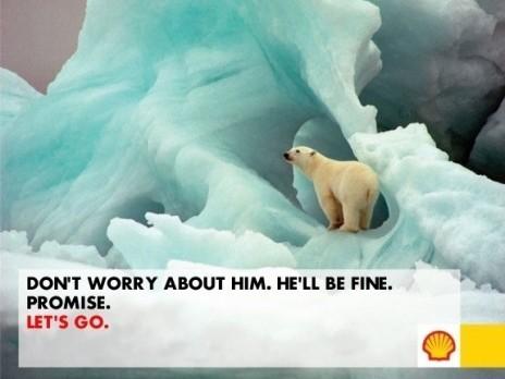 Greenpeace et les Yes Men contre Shell: les meilleures fausses pubs - Rue89 | Les Amis de la Terre | Scoop.it